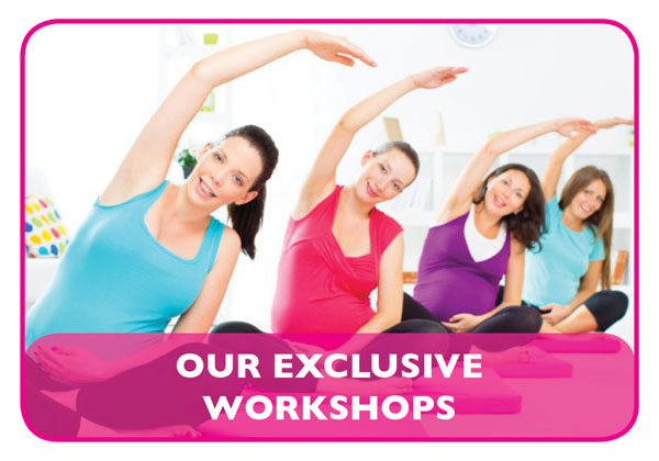 Our exclusive workshop
